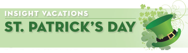 Celebrate St. Patrick's Day with Insight
