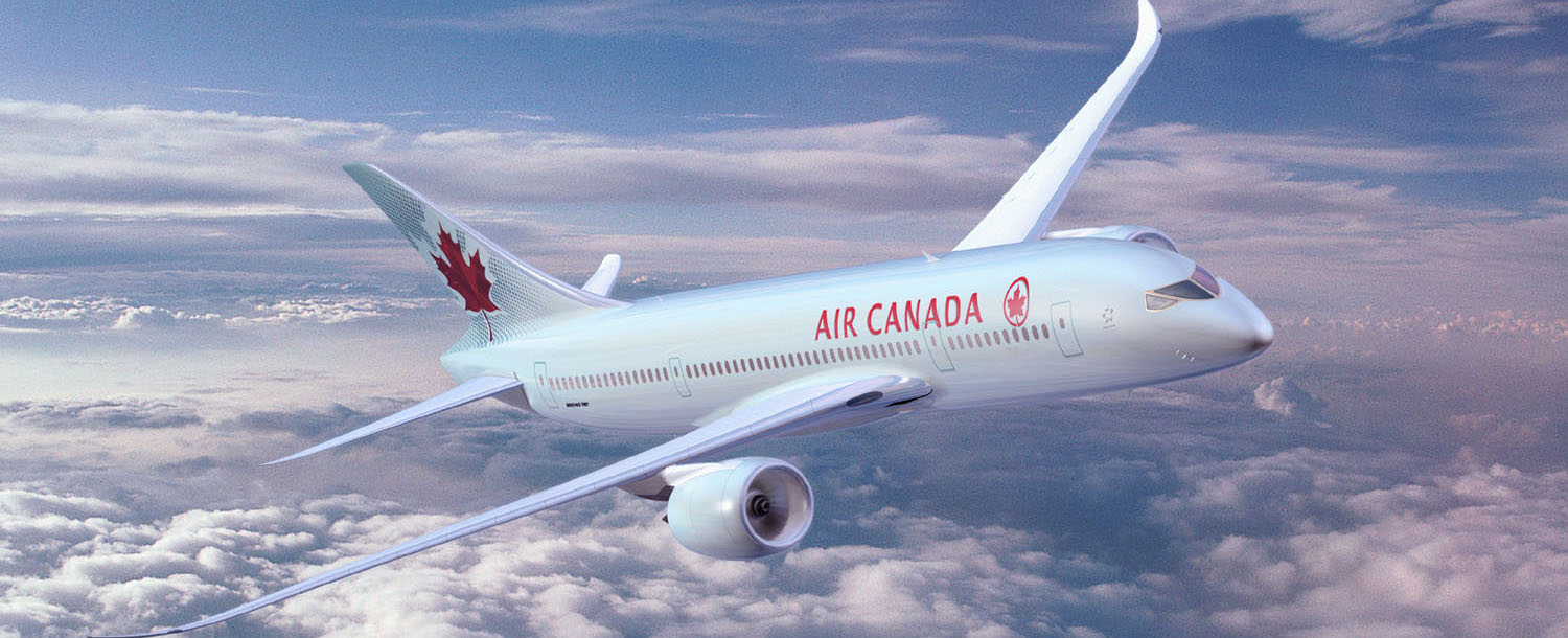 Air Canada moves four million passengers in August