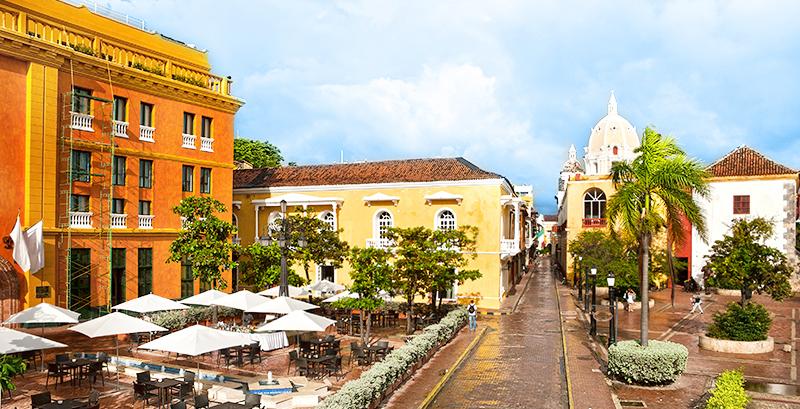 Sunwing introduces direct flights between Toronto-Cartagena