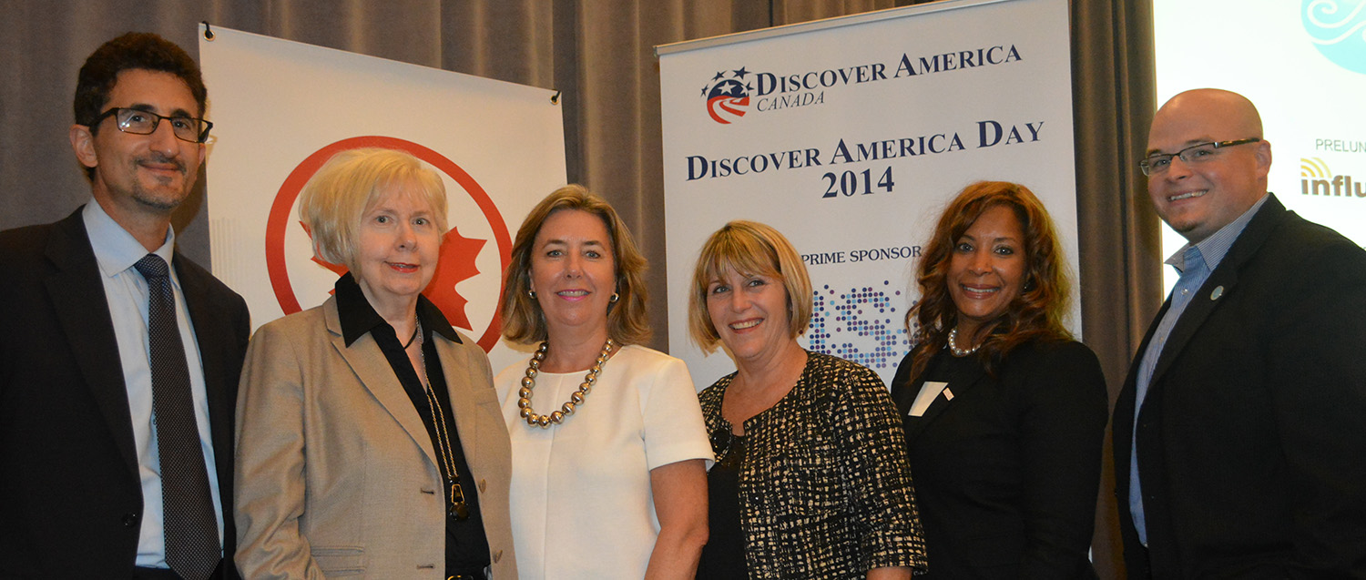 Discover America Day showcases state of Canadian travel to the U.S.