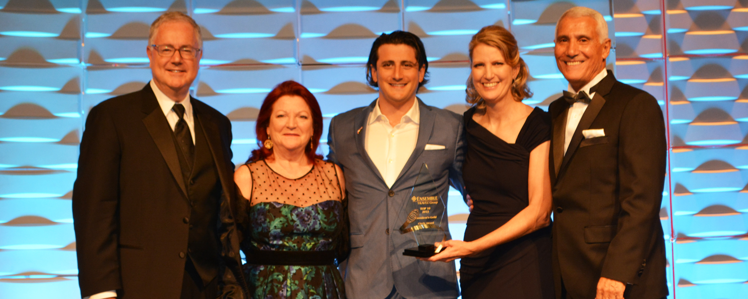 Ensemble awards top members, supplier partners