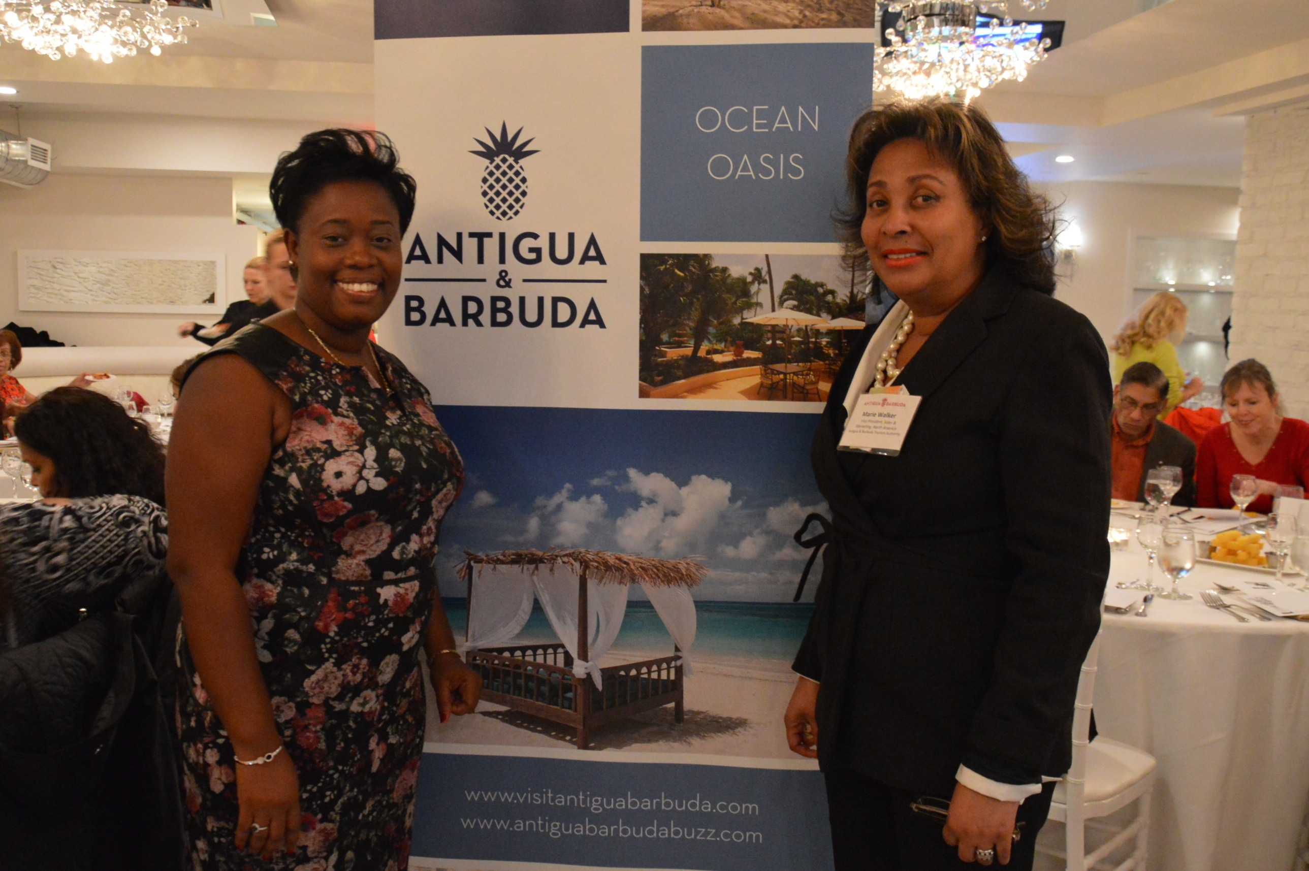 Antigua & Barbuda shares the love