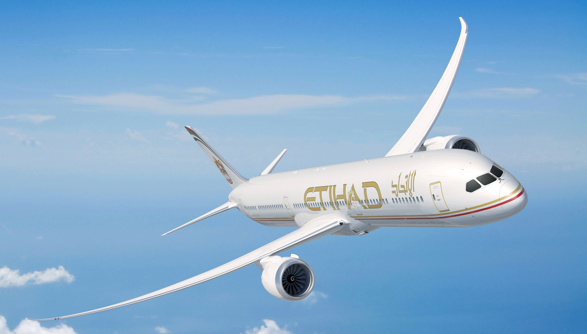 Etihad to debut A380, B787-9 operations in December