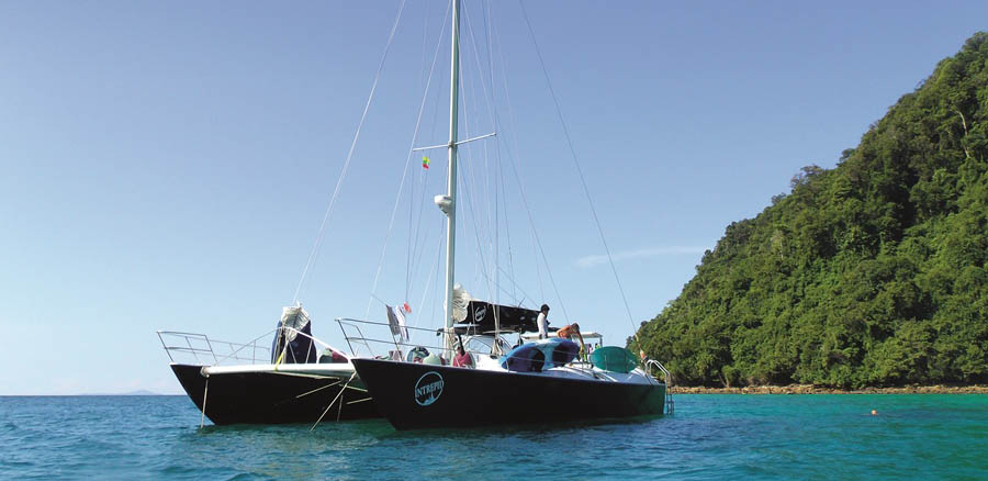 Intrepid offers new small group sailing itineraries