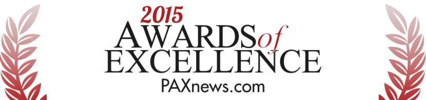 The Awards of Excellence winners are...