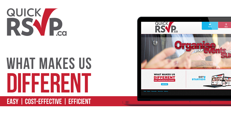 QuickRSVP.ca: The reinvention of our event management service