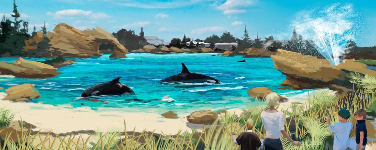 SeaWorld to build new killer whale habitats