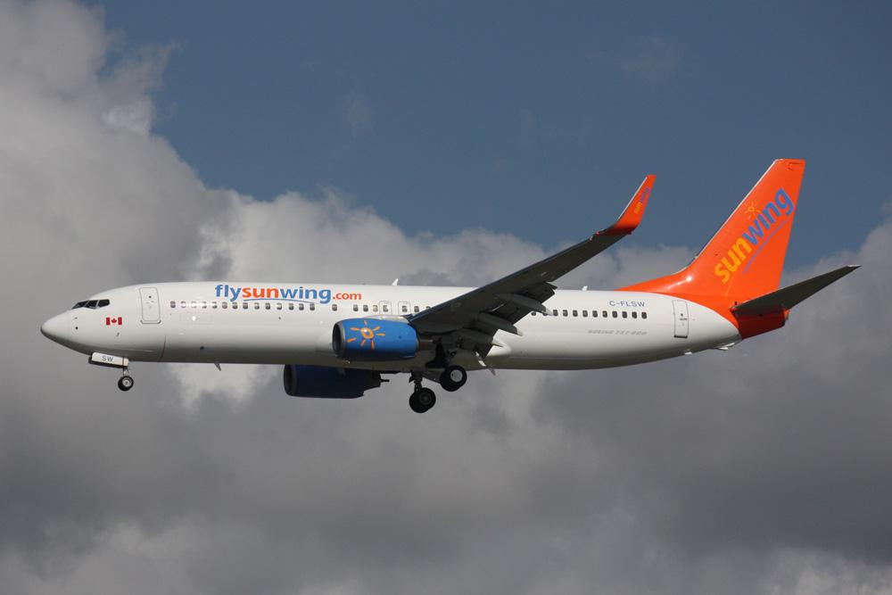 Sunwing to begin direct flights to Cozumel