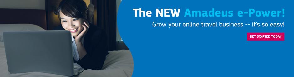 Amadeus introduces new version of e-Power platform