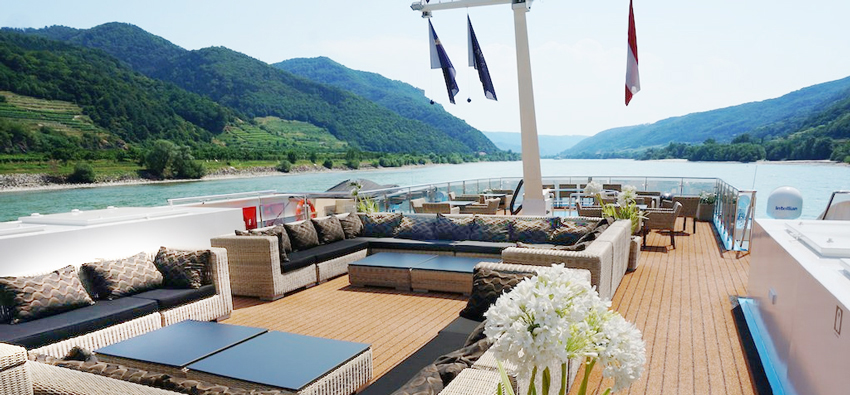 AmaWaterways expands European fleet for 2015 river cruise season