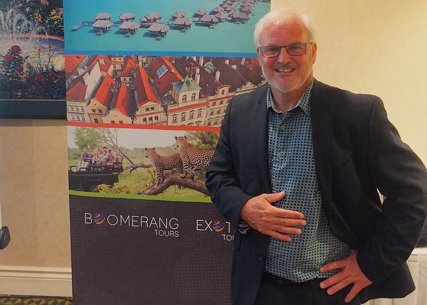 Boomerang Tours shares latest news in South Pacific travel