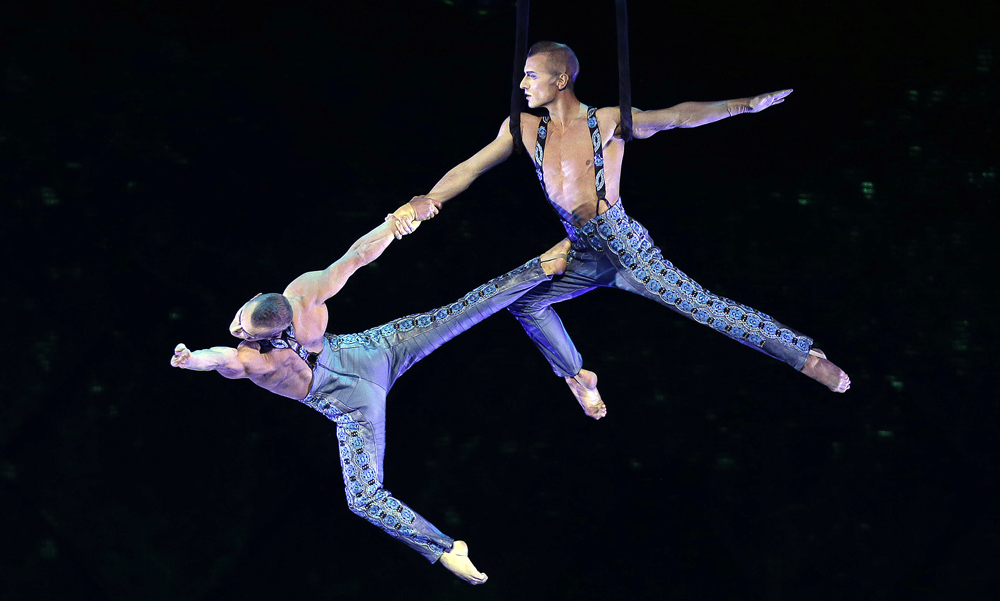 ACV, MGM Resorts bringing Cirque Du Soleil to Las Vegas travellers
