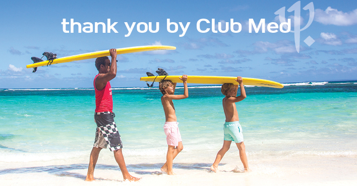 Club Med Canada thanks agents this holiday season