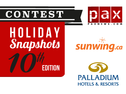 Last chance to vote in Holiday Snapshots contest!