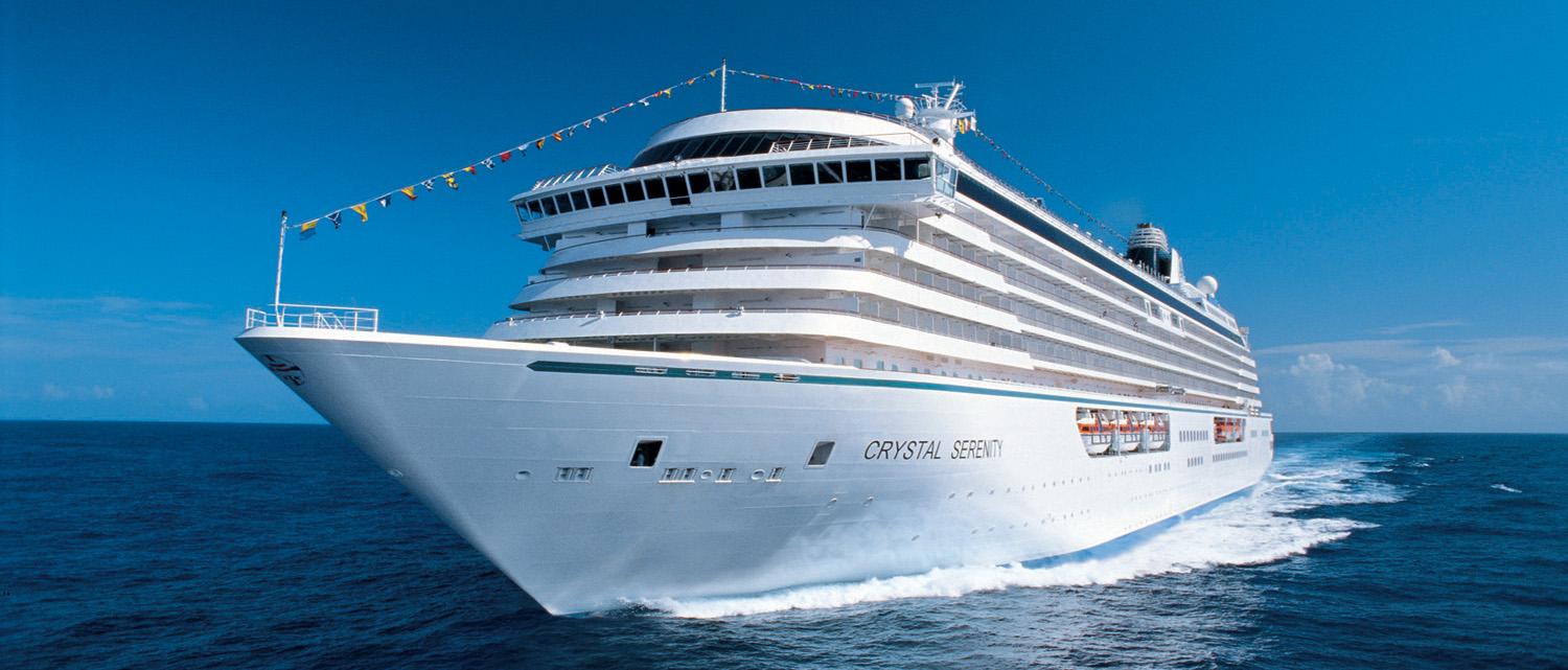 Crystal Cruises introduces new online tools for agents