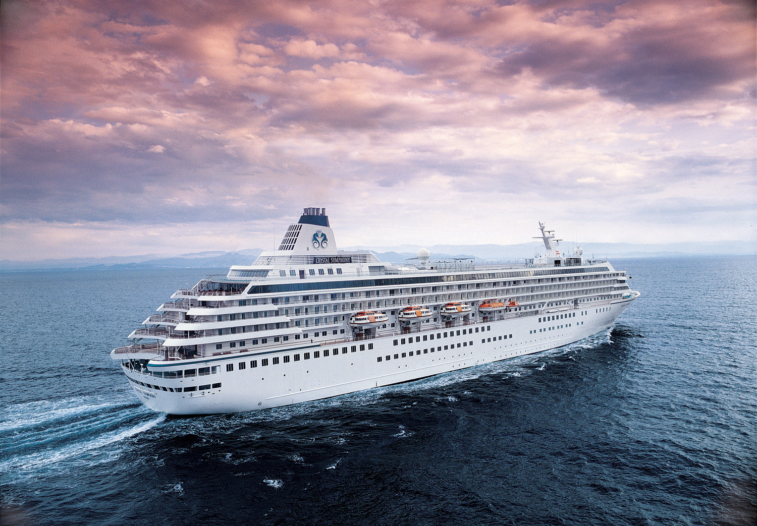 Crystal Cruises sold to GHK
