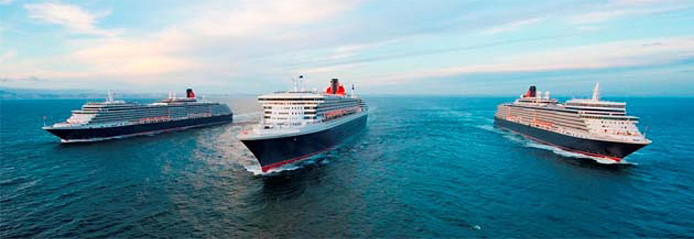 Cunard launches 2016 cruise program