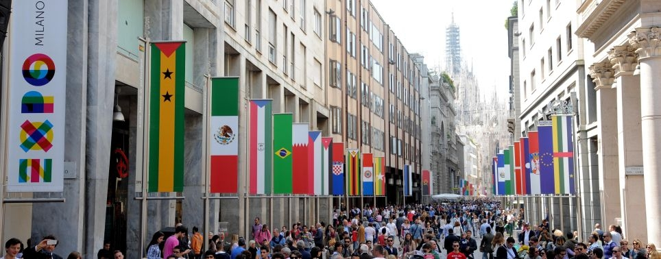 Rail Europe offers free admission to Expo Milano