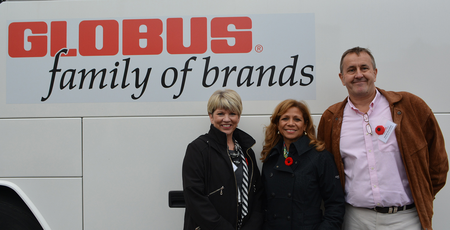 Debunking coach touring myths with Globus