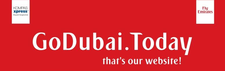 New website, GoDubai.Today, now online