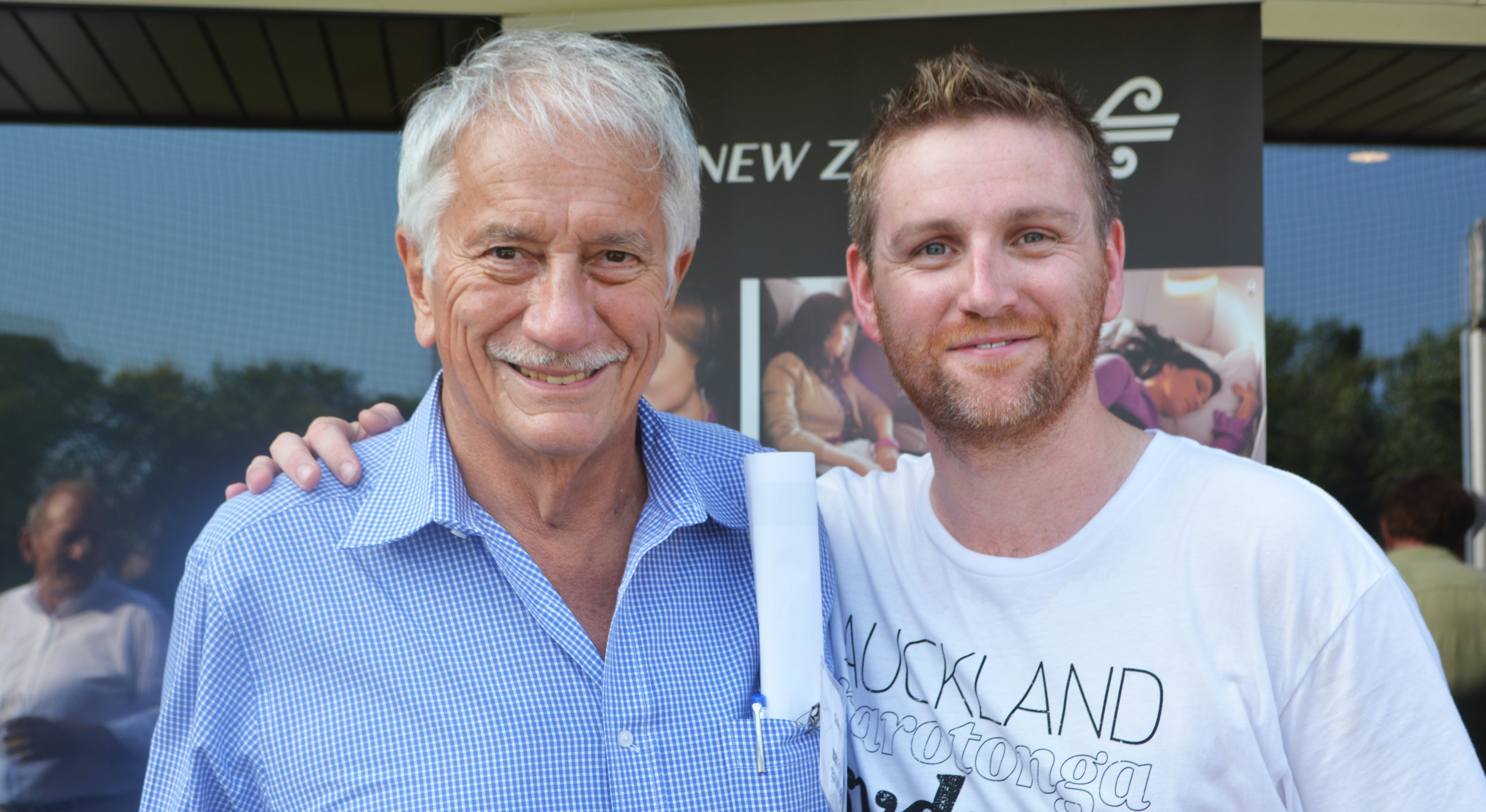 Goway takes on Air New Zealand in annual cricket match; both come out winners