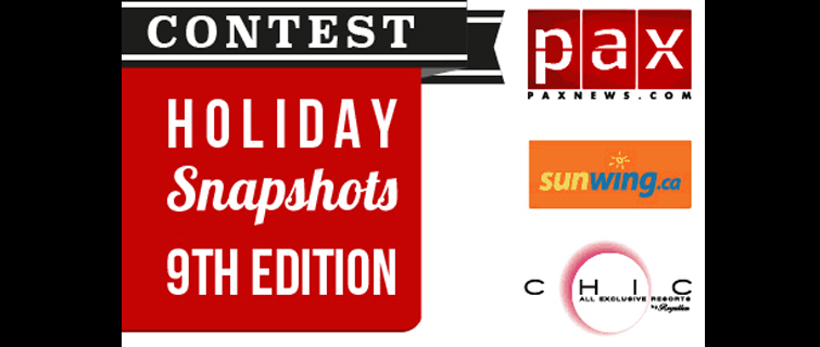Still time to enter the Holiday Snapshots Contest!
