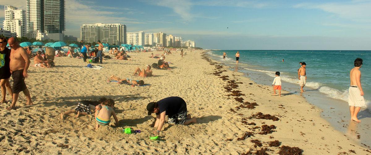 Florida sees 24 million visitors in Q2 2014