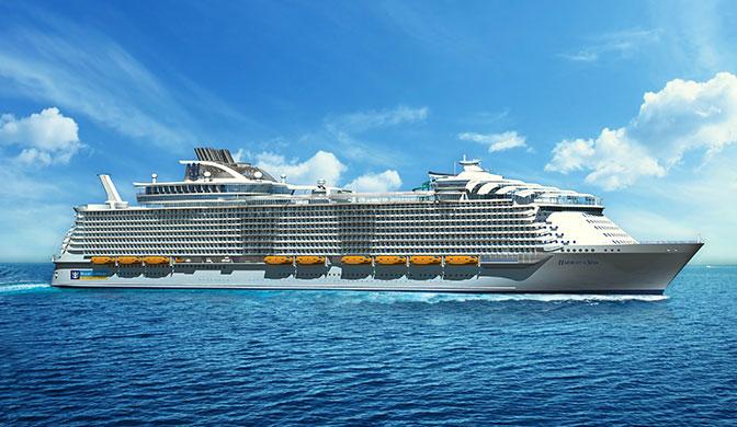 Royal Caribbean releases 2016 Europe & Alaska itineraries