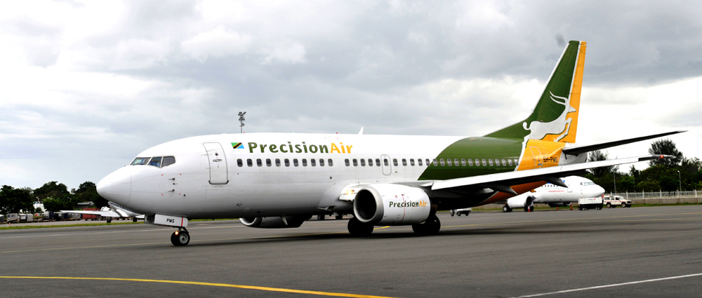 Precision Air offering five per cent commission to agents