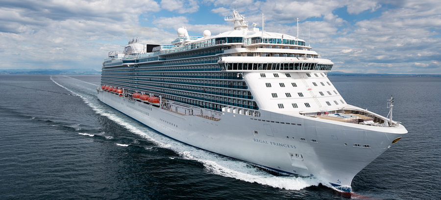 ACV launches new cruise package for Regal Princess