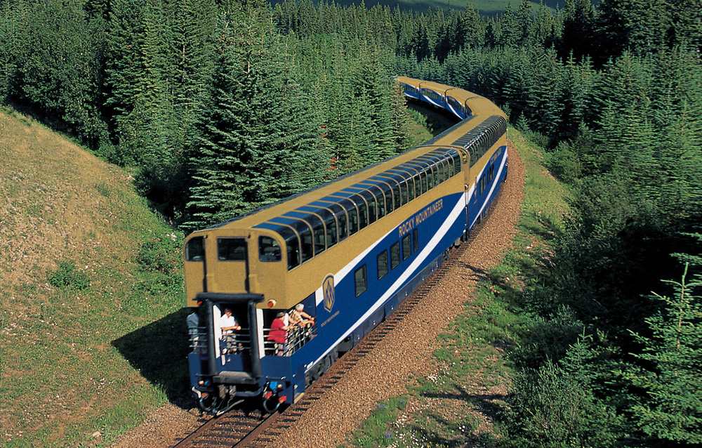 Celebrate Canada Day with Rocky Mountaineer & win