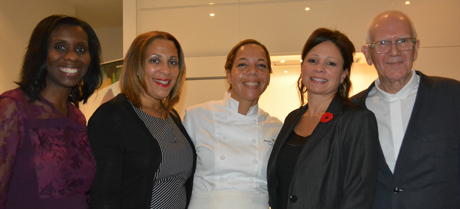 Saint Lucia showcases flavours with top chef Nina Compton