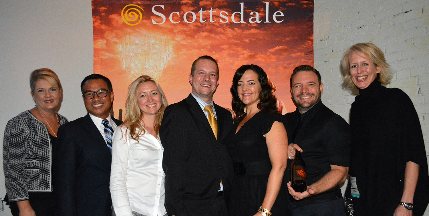 Canadians invited to savour Scottsdale