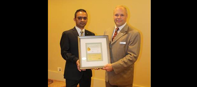 Sheraton Centre Toronto recognized for green efforts