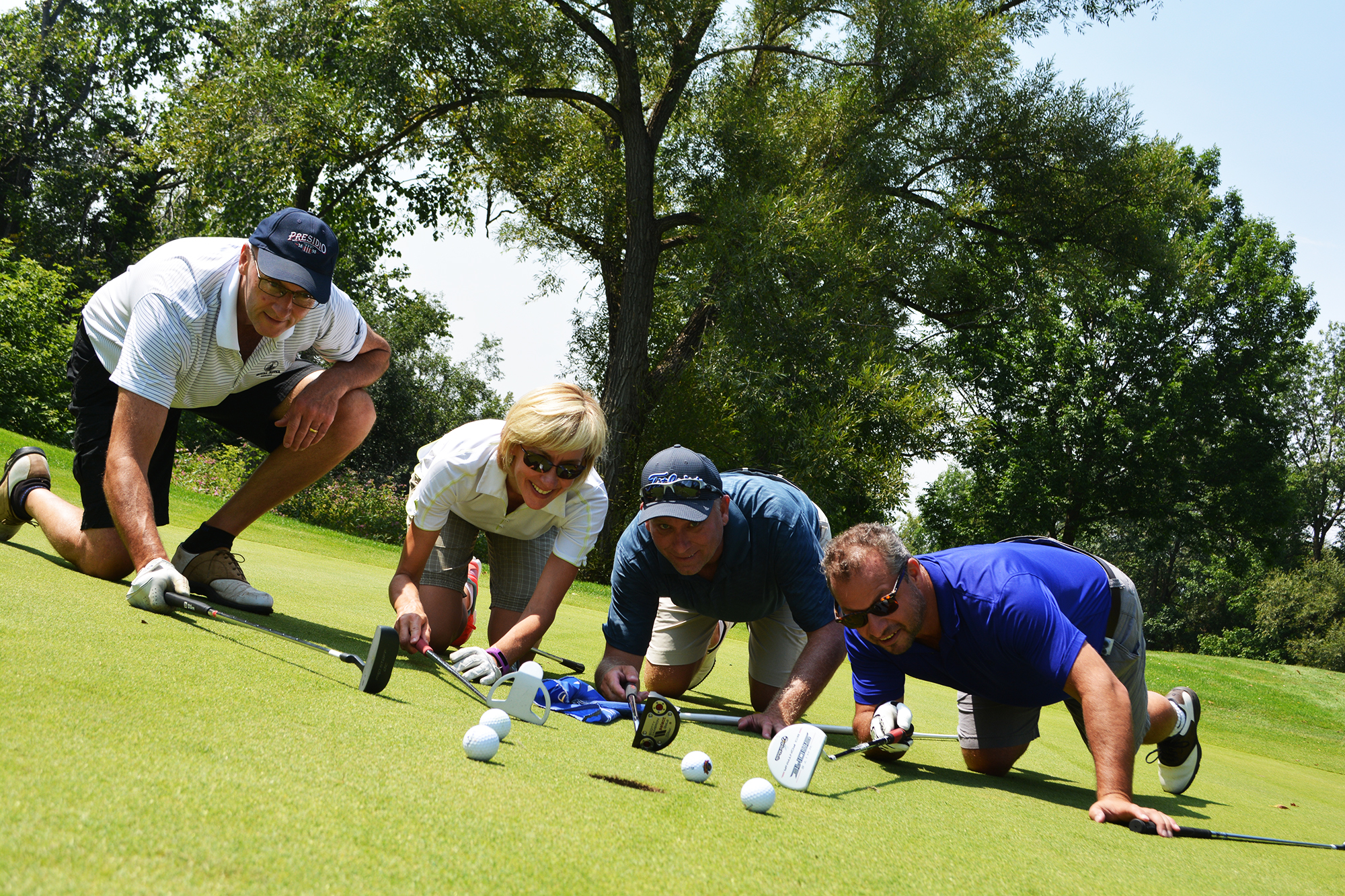 The 'best yet' for Skal Toronto annual golf event