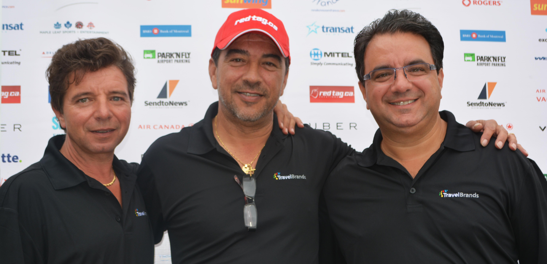 TravelBrands first annual Charity Golf Classic raises $114k