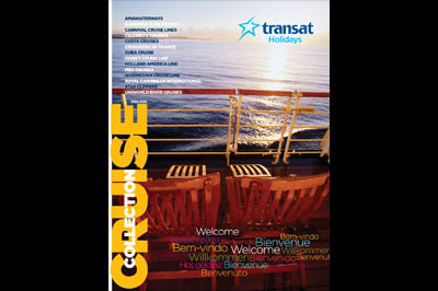 Transat launches new Cruise Collection brochure