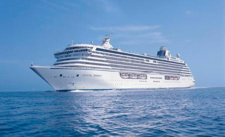 Crystal adds new ports to World Cruise