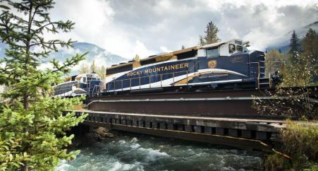 New appointments at Rocky Mountaineer