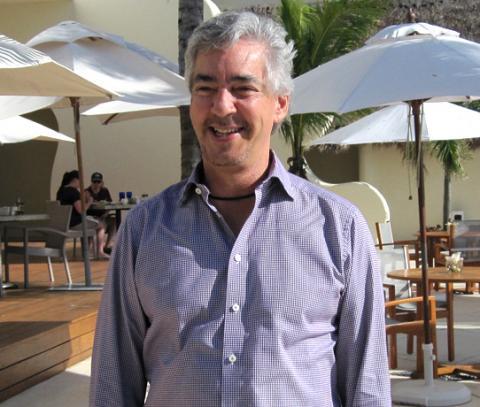 Juan Vela, vice-president of Velas Resorts
