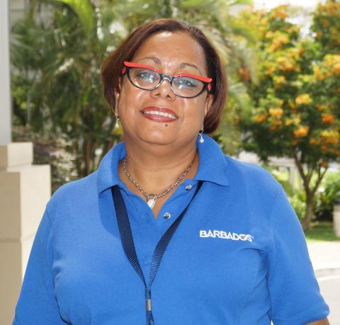 Cheryl Carter, senior business development manager for BTMI