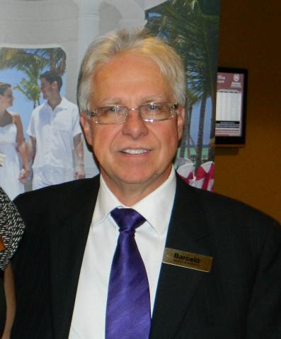Rick McCauley, senior director of sales & marketing and MICE – Canada, Barcelo Hotels & Resorts