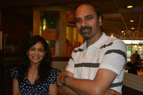 Of Services International: Garima Shamsukha & Pramod Singla