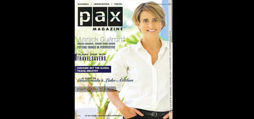 EXTRA!  EXTRA! New PAX magazine now available
