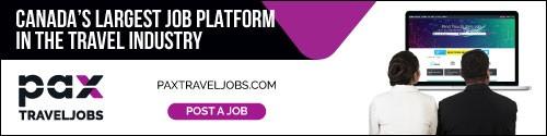 PAX Travel Jobs - Standard banner  (newsletter) Dec 4
