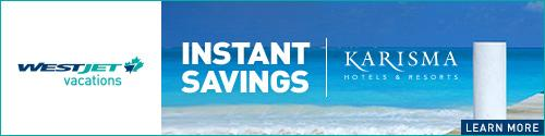 WestJet - Standard banner (Newsletter)