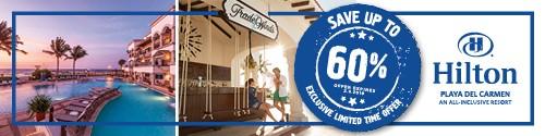 Playa Resorts - Standard banner (newsletter) - Jan 7