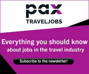 PAX Travel Jobs - Big box (Newsletter) - July 15