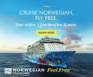 Norwegian Cruise Line - Big box (Newsletter) - Oct 7