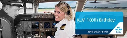 KLM - Standard banner (Newsletter) - Oct 7